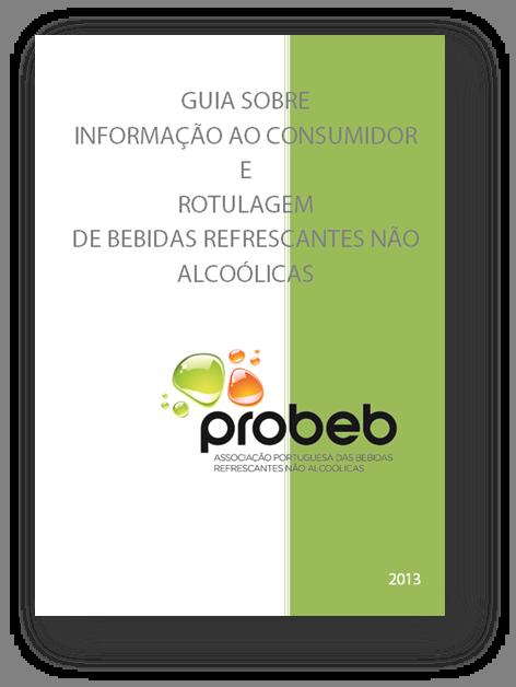 GUIA PROBEB - INFORMAÇÃO AO CONSUMIDOR E ROTULAGEM